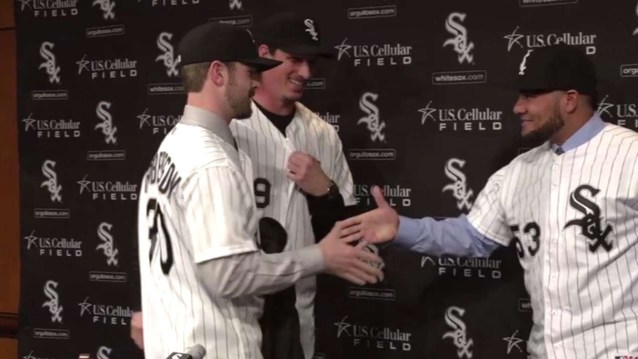 Windy City revival: Cubs, White Sox revamped for '15