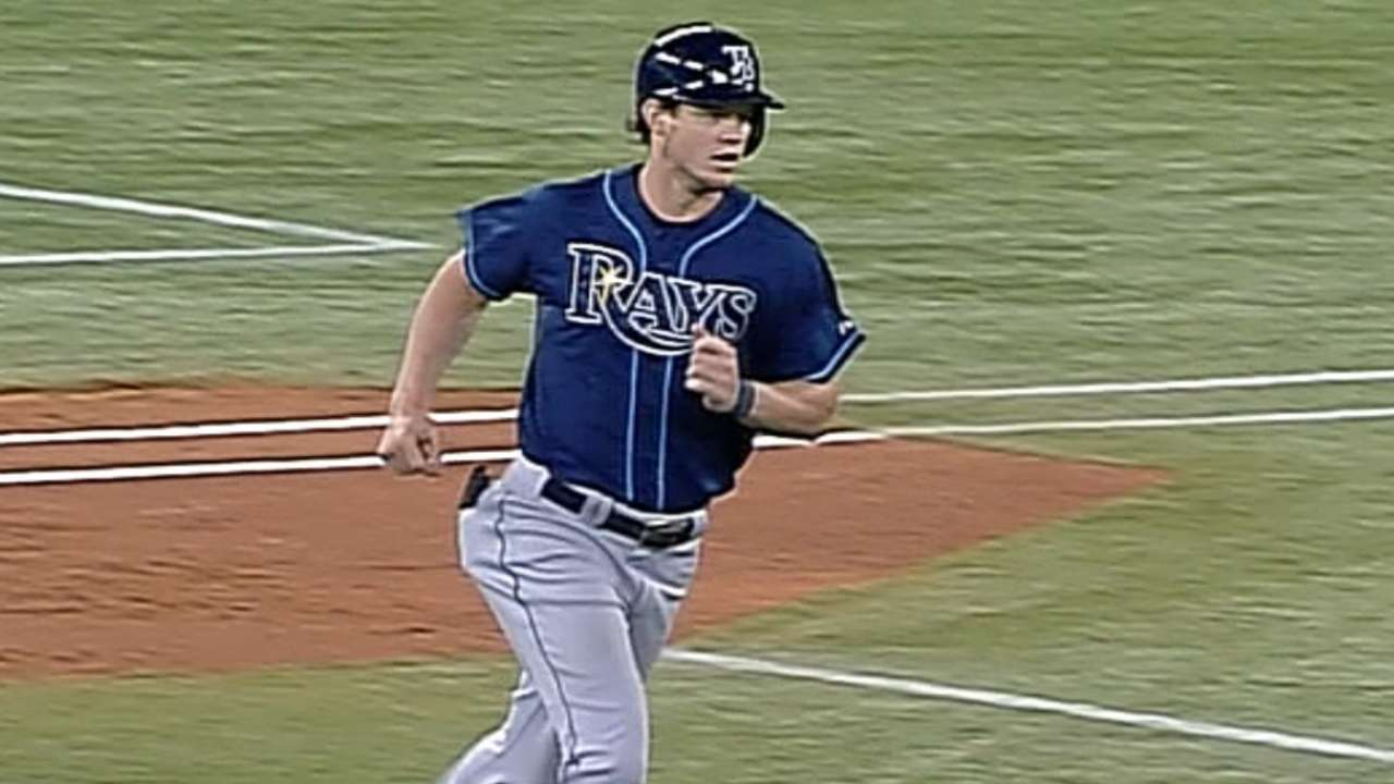 Myers to SD in blockbuster with Rays, Nats