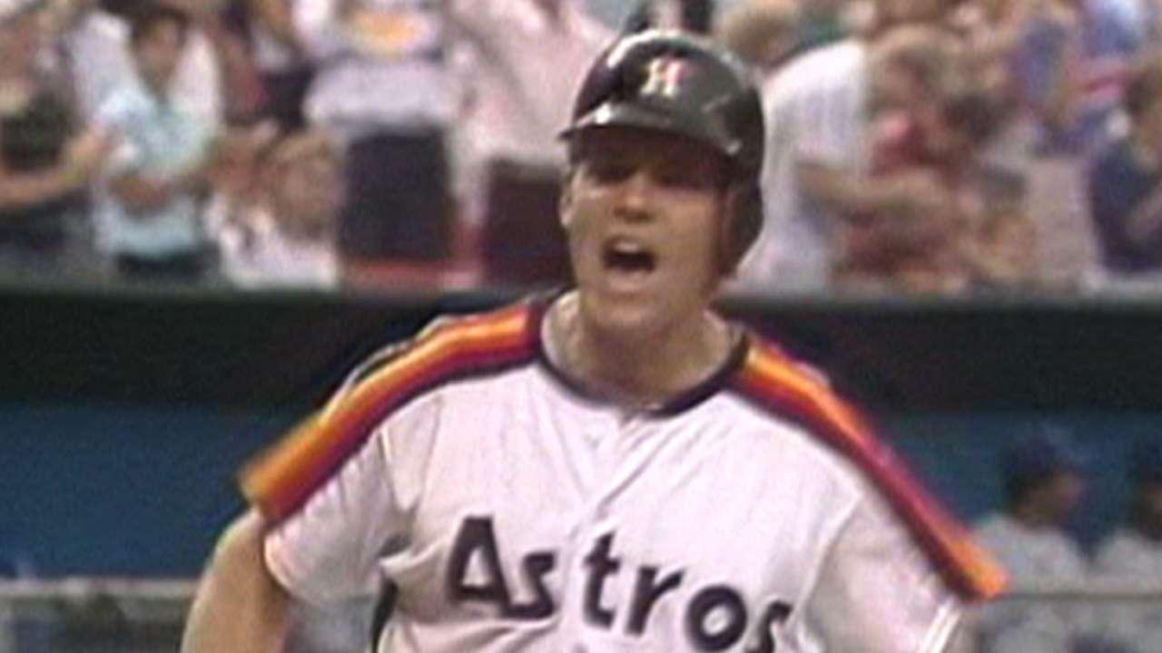 Astros: Craig Biggio, No. 7