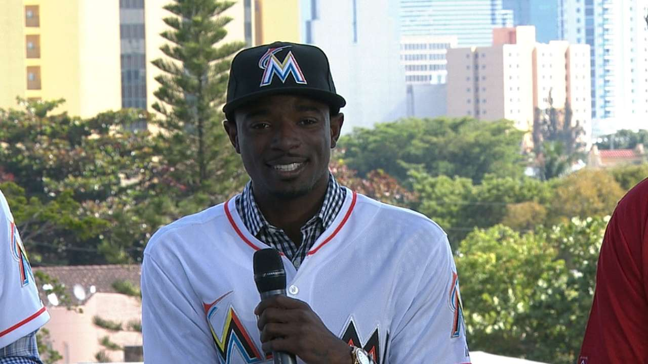 Speedy Gordon gives Marlins dynamic lineup