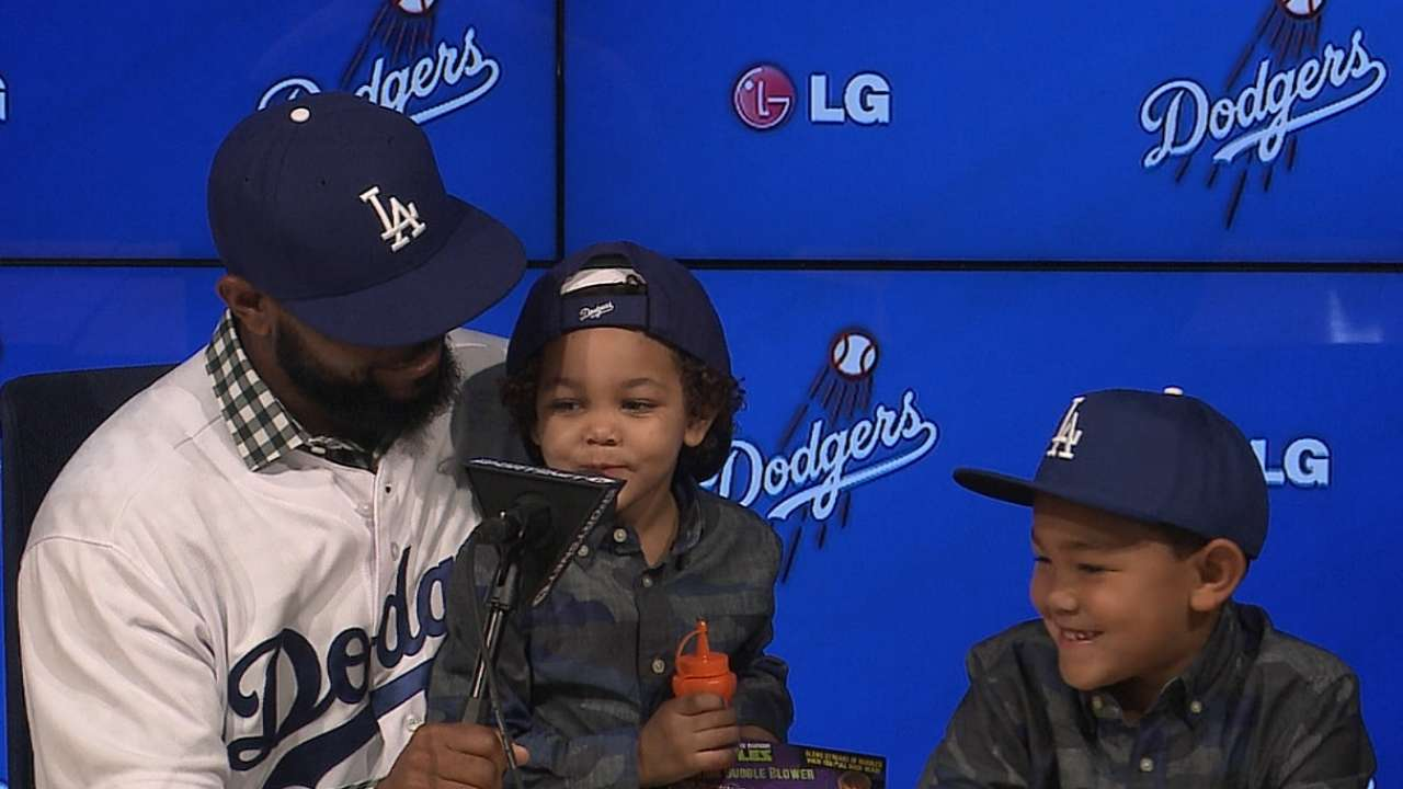 Young Kendricks take questions