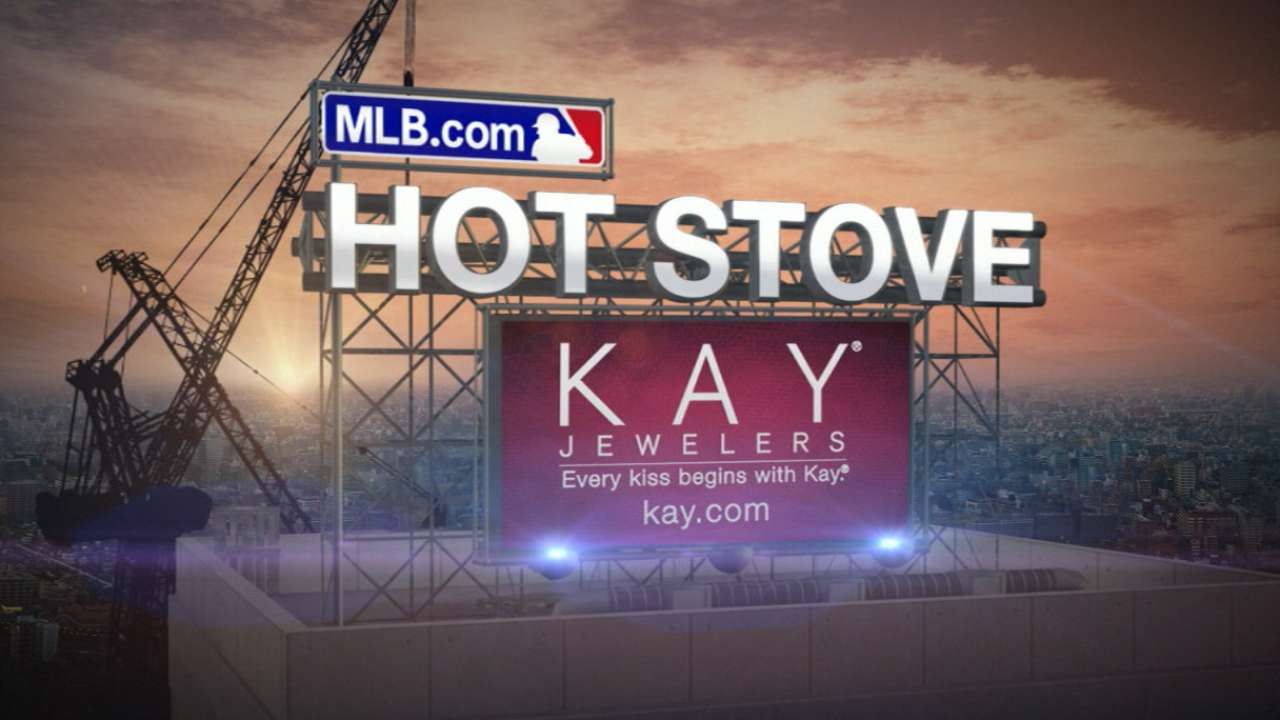 Hot Stove takes no holiday: What's next?