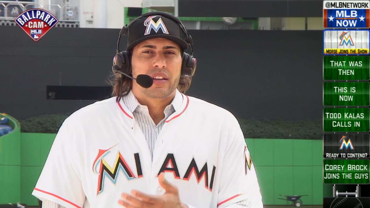 Michael Morse joins MLB Now