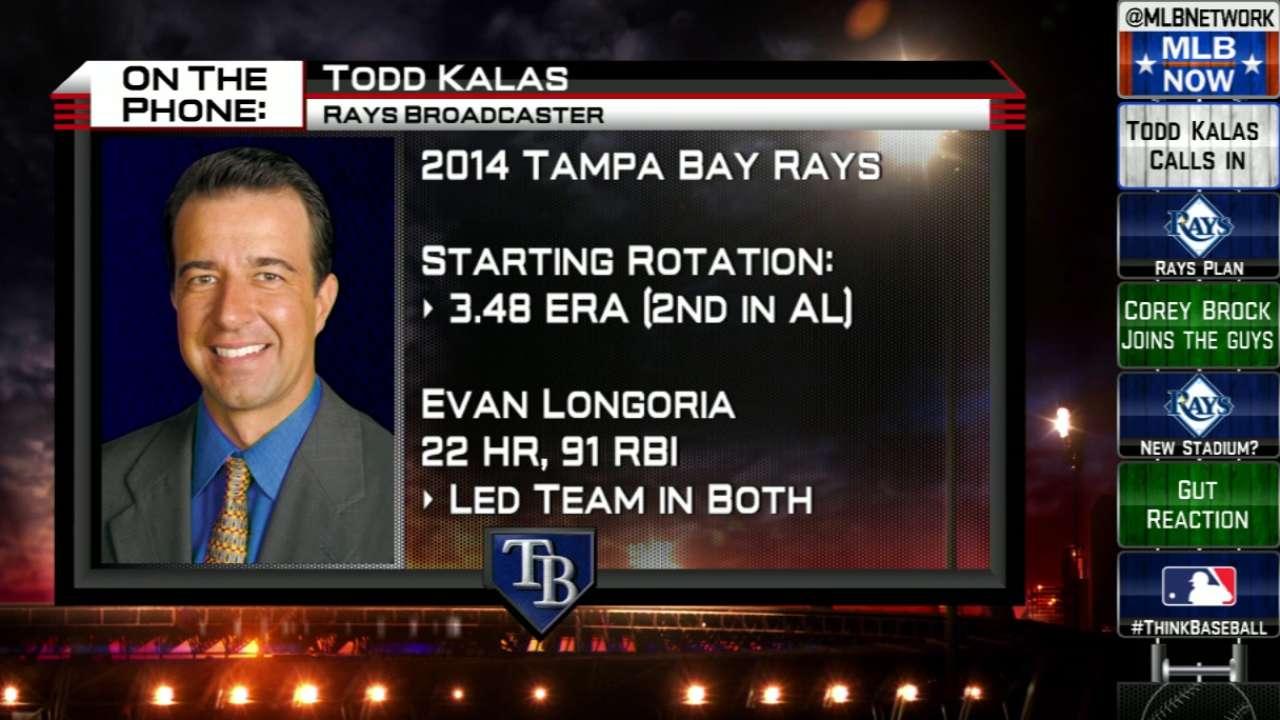 Kalas on the Rays' Future