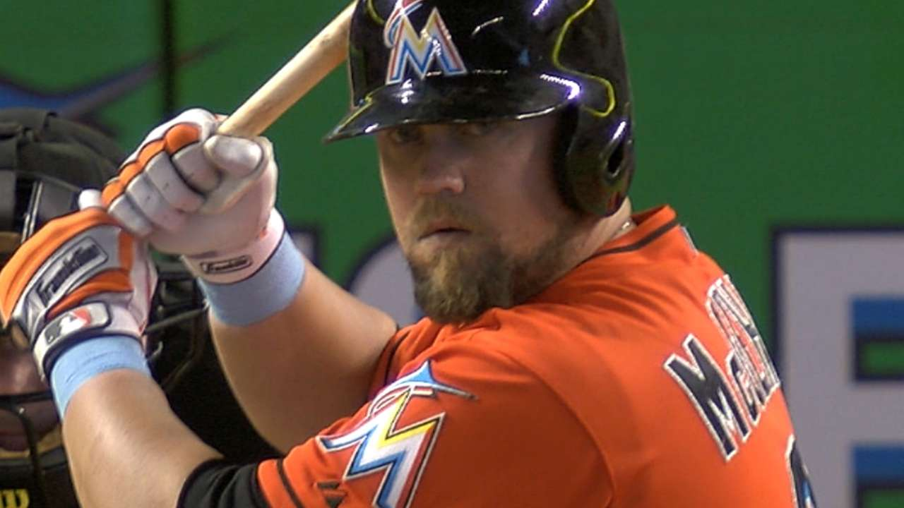 McGehee happy to wind up in San Francisco