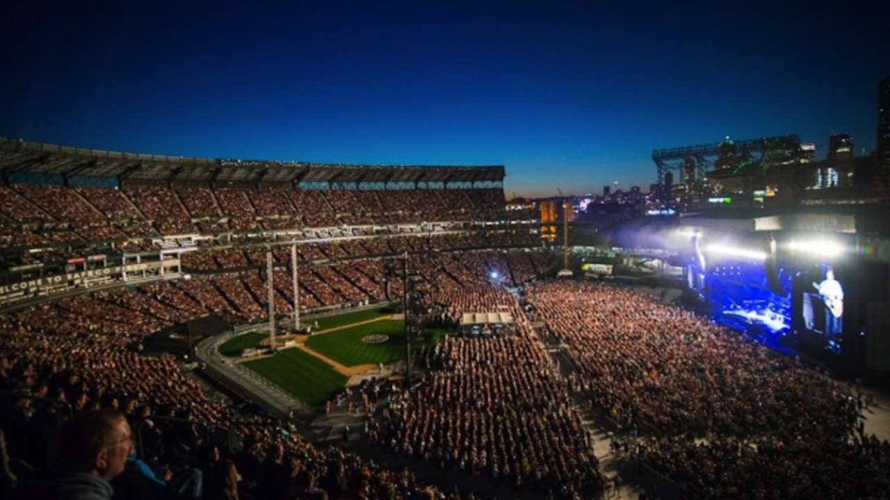 Safeco Field Events