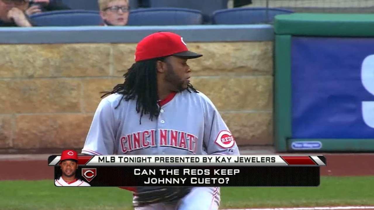 MLB Tonight: Johnny Cueto