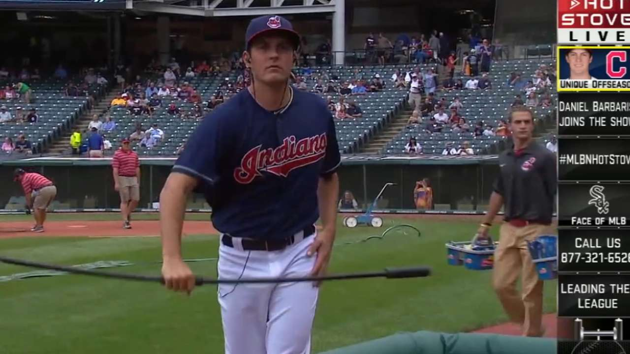 Mind over matter: Bauer goes high-tech in offseason regimen