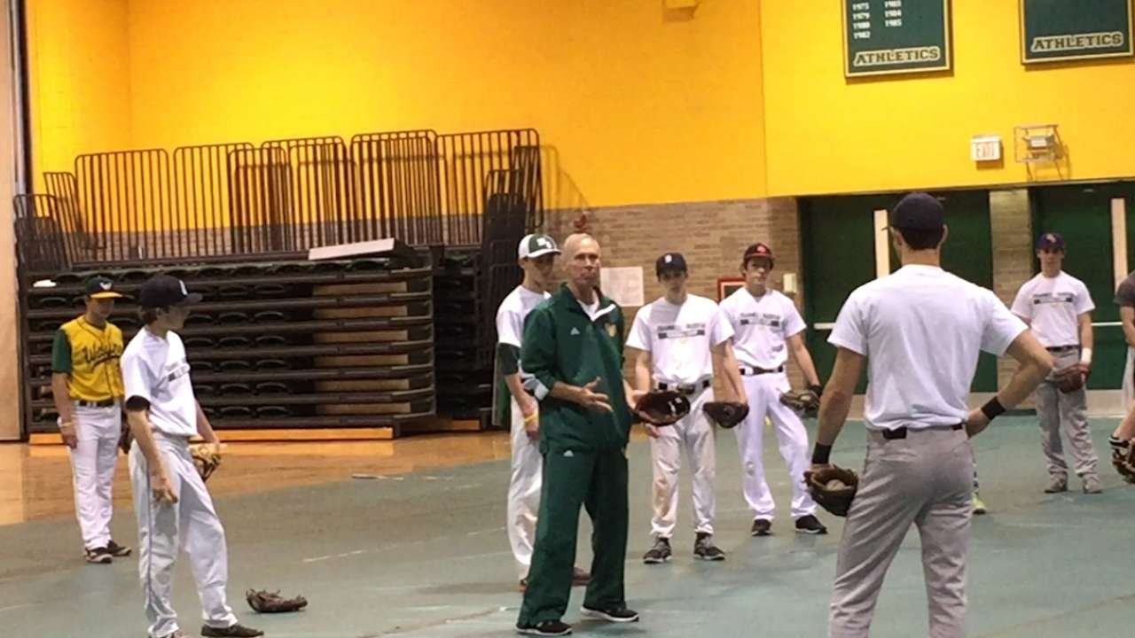 Trammell, Parrish to host camp at Wayne State