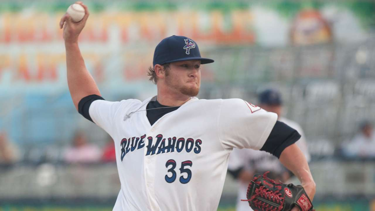 Lively arm: Phillies prospect rising up ranks