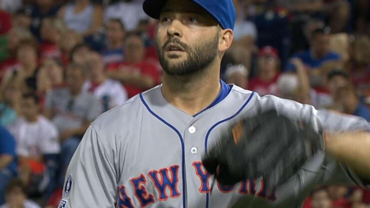 Mets' depth presents options