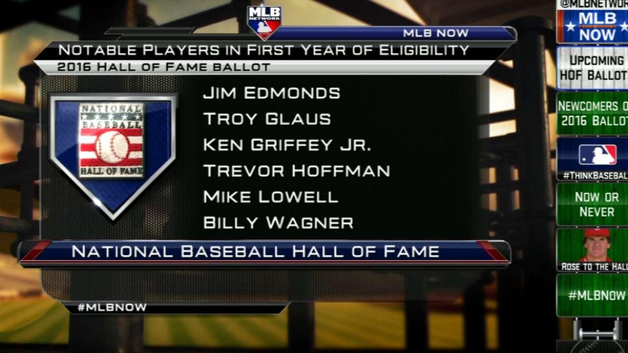 MLB Now: 2016 HOF