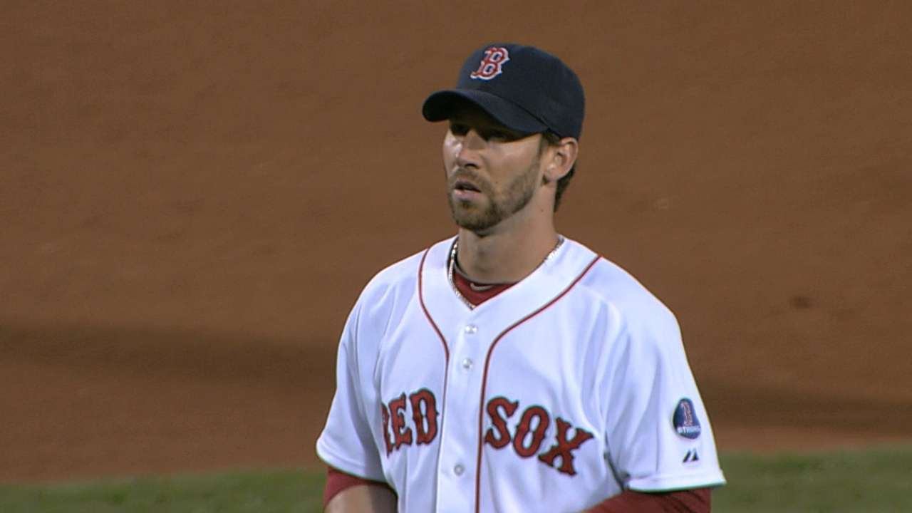 Healthy Spring Training important to Breslow