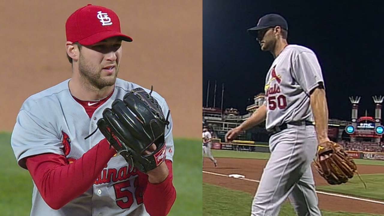 Cards 'not actively shopping' for front-line starter