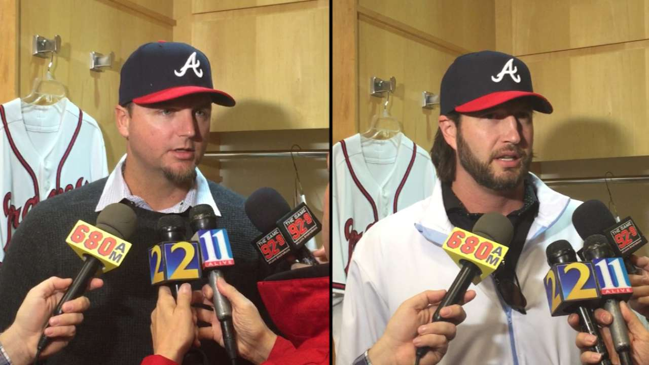 Braves finalize trio of free-agent signings