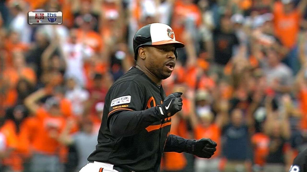 Snider, Young highlight Orioles' offseason moves