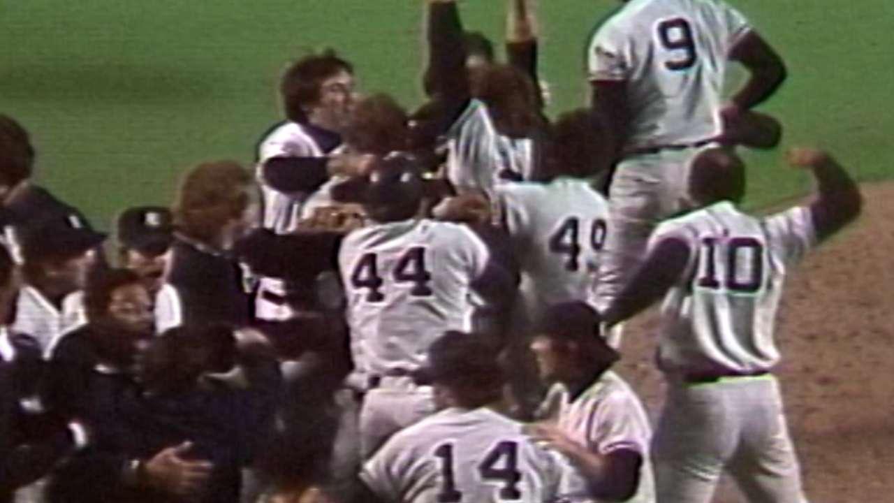 Yankees win 1977 ALCS