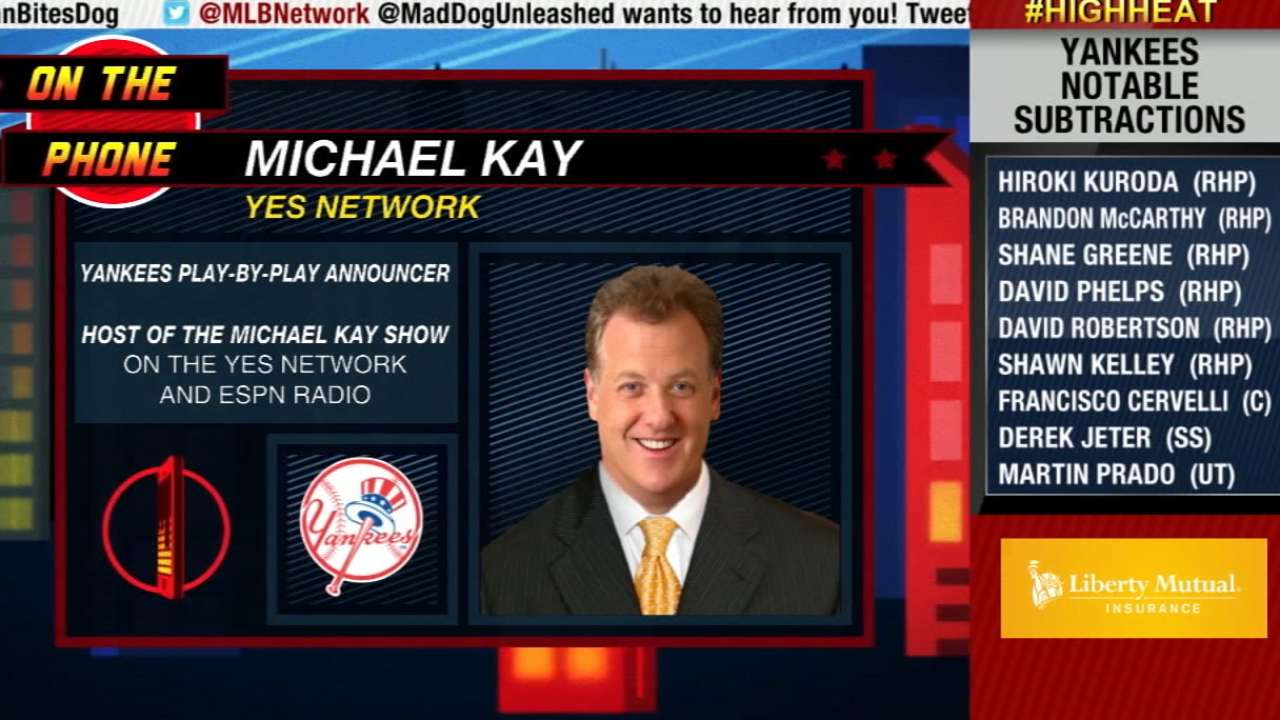 Michael Kay joins High Heat