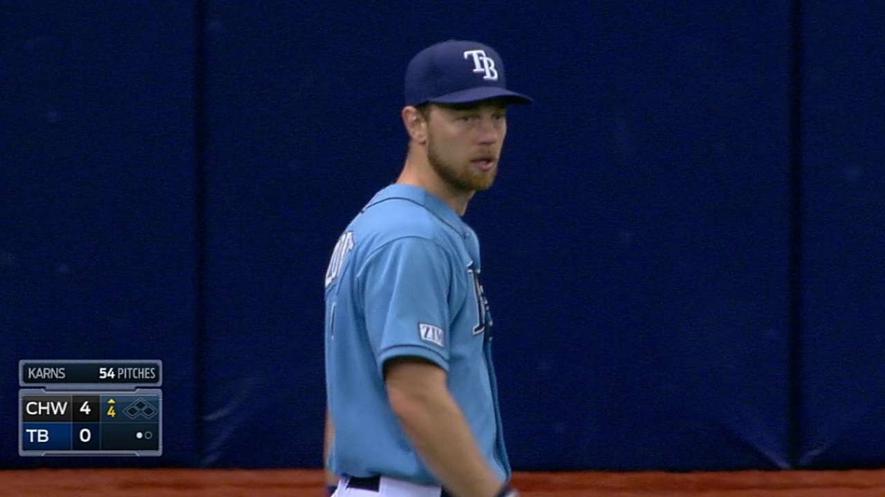 Zobrist on his move to the A's