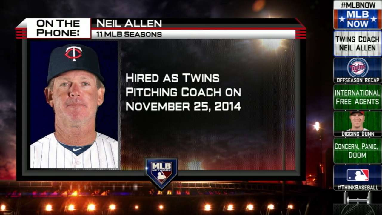 Neil Allen on MLB Now