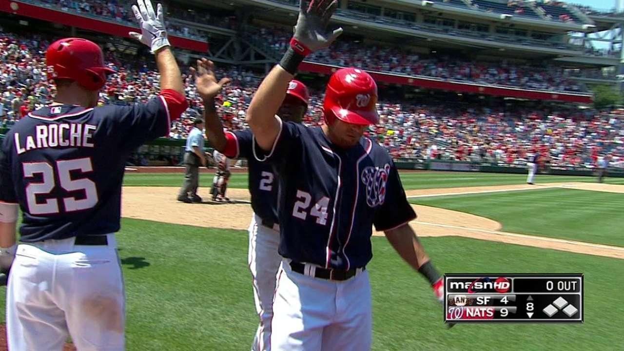 Ankiel's two-run homer