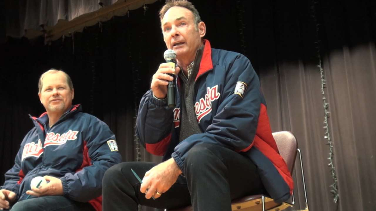 Twins wrap up 'awesome' Winter Caravan