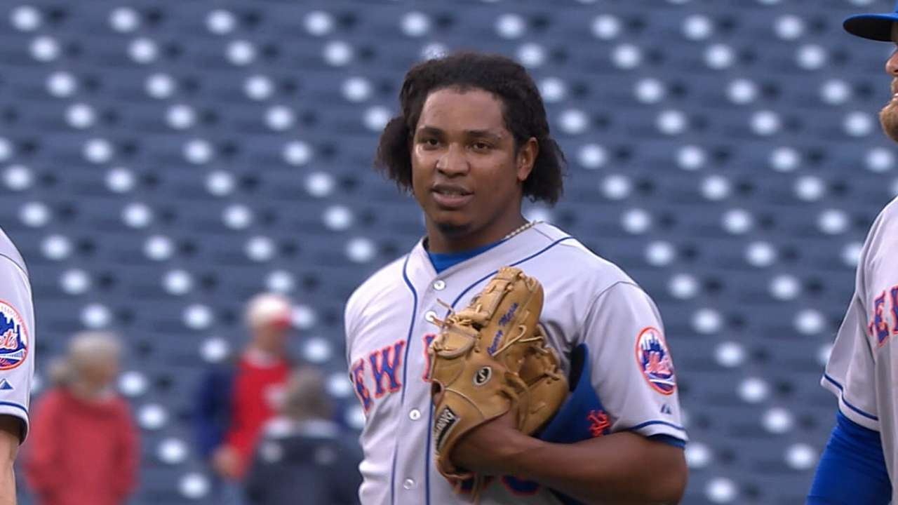 Mejia, Mets avoid arbitration with one-year pact