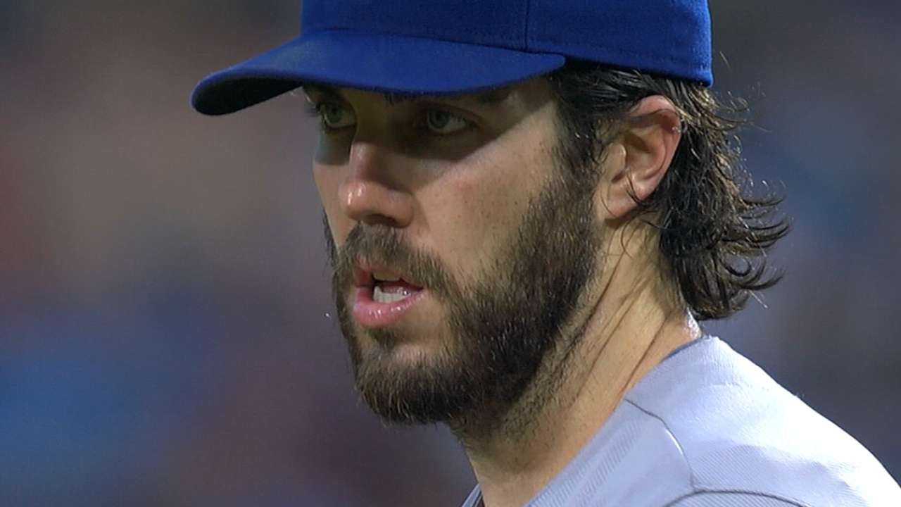 Haren heading to Marlins' camp