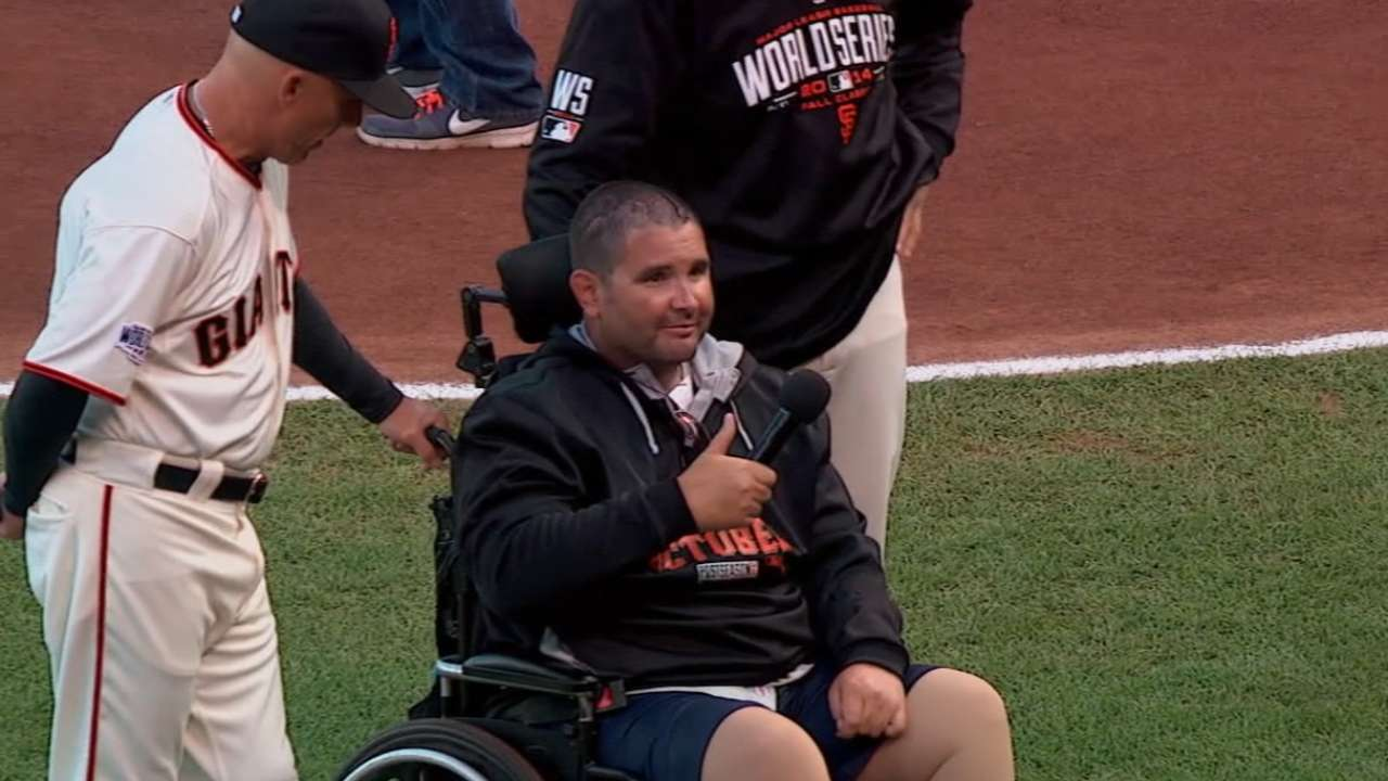The Odd Couple: Bryan Stow