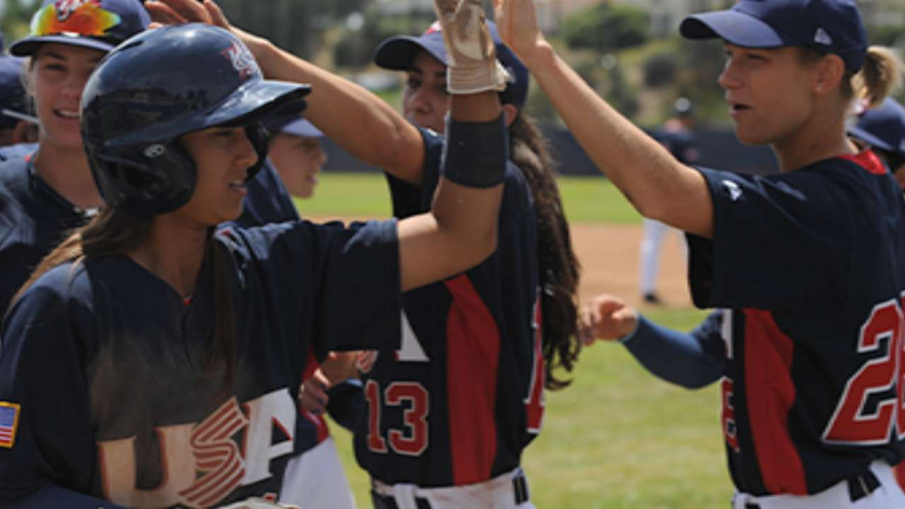 Women's National Open set for tryouts