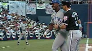 1992 ASG: Sierra hits two-run shot for 10-0 lead