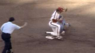 1978 ASG: Simmons throws out Zisk to end top 1st