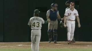1992 ASG: Eckersley K's Charlton for final out