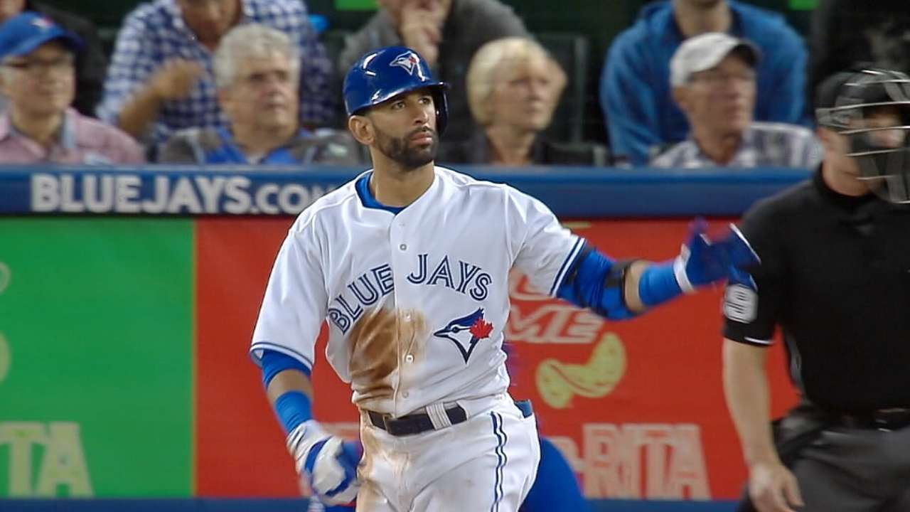 Bautista excited for 2015 season