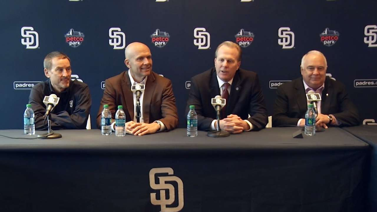 Padres on the clock for next All-Star Game