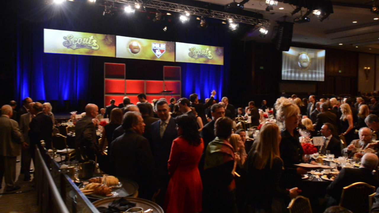 Scouts dinner highlights best aspects of the game