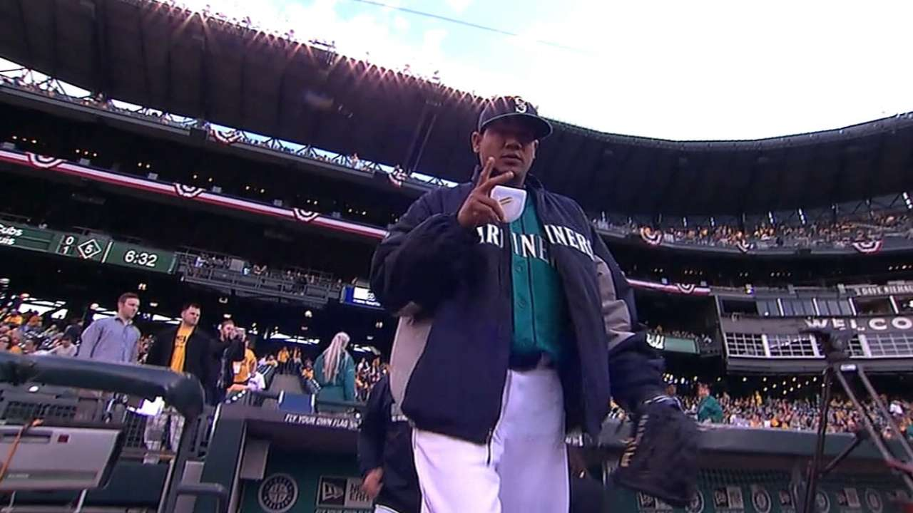 Sims on Mariners' 2015 outlook