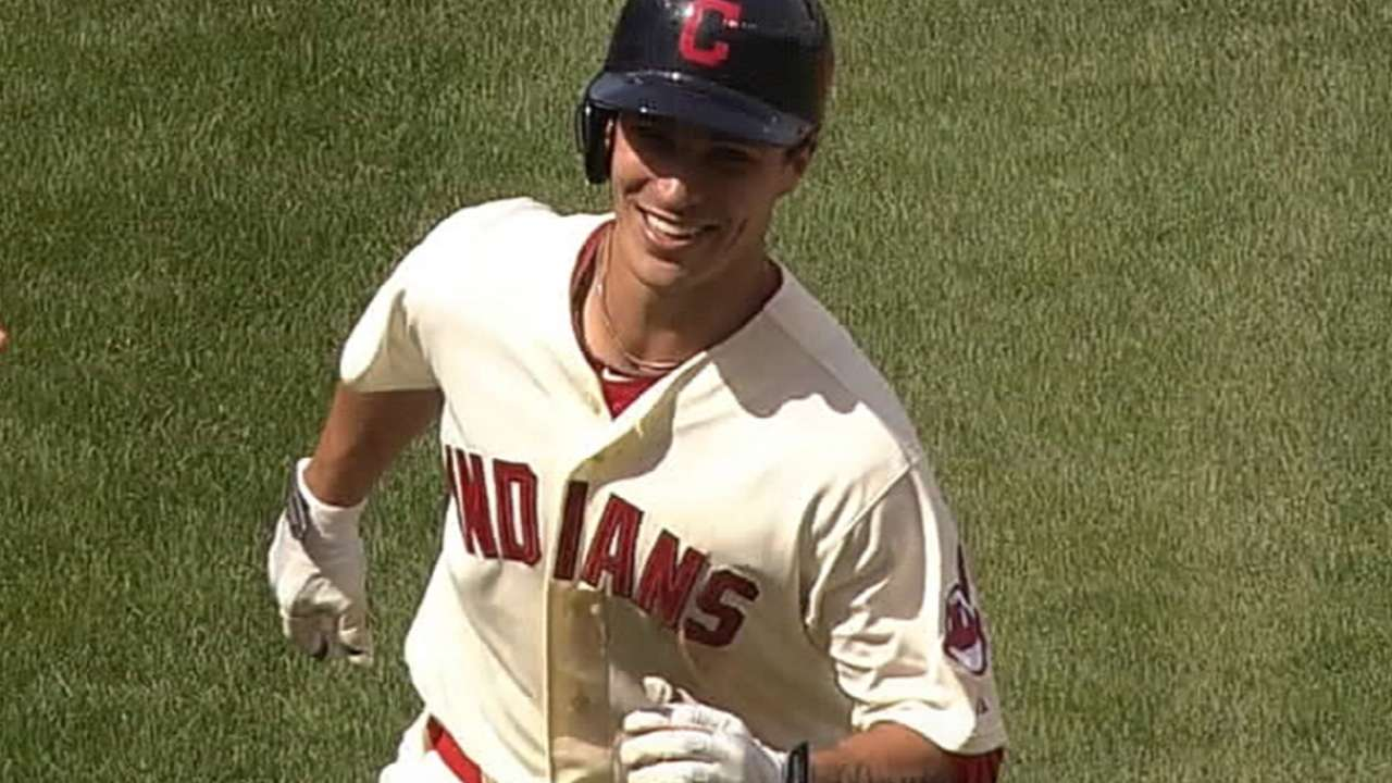 Walters' versatility key to contributing with Indians
