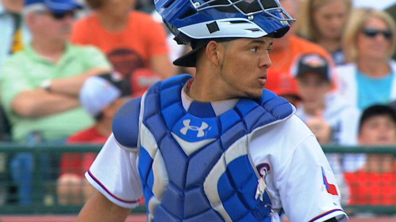Top Prospects: Alfaro, TEX