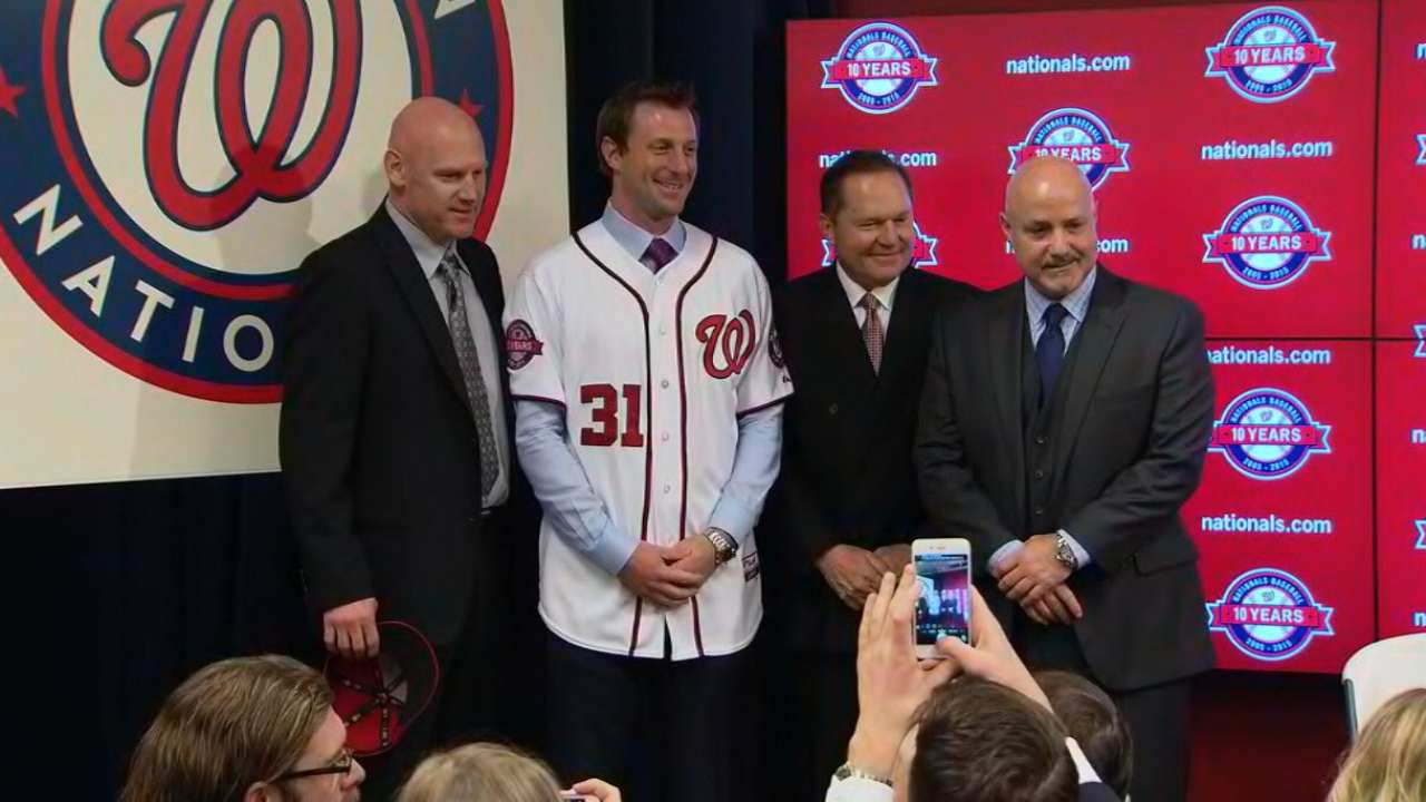Winning culture led Scherzer to Nationals