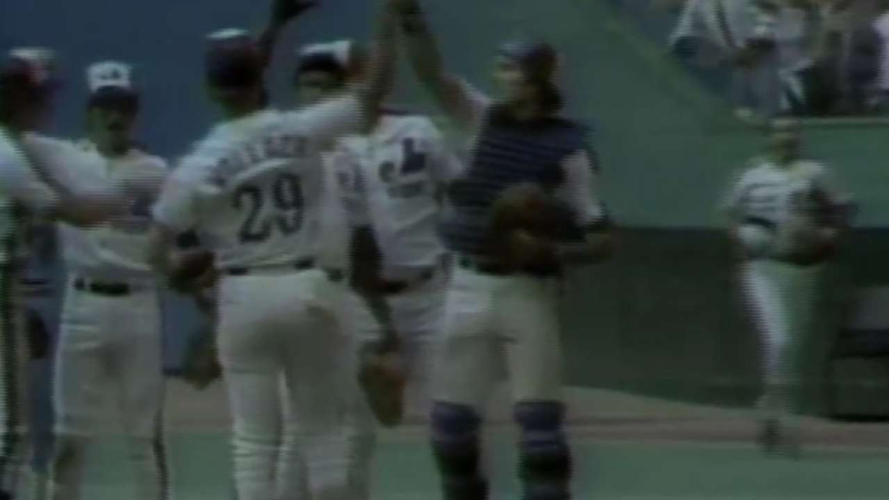 1982 Expos footage