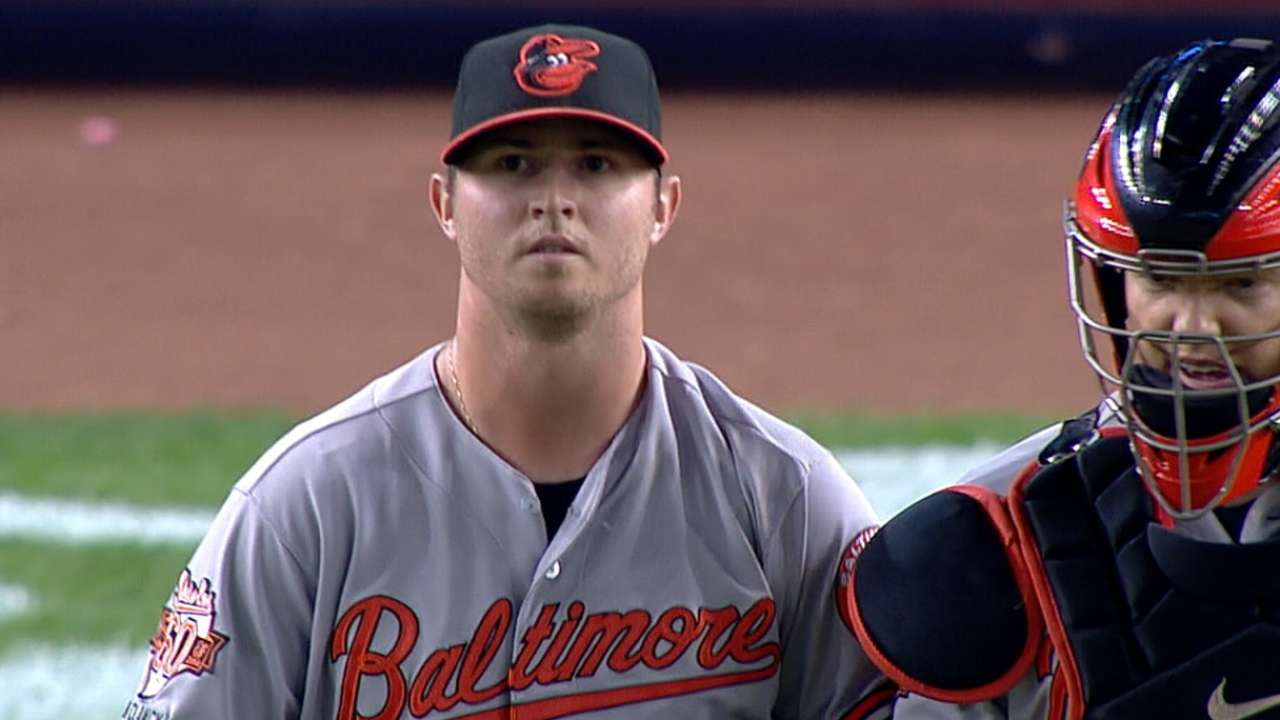 O's, Britton strike deal to avoid arbitration