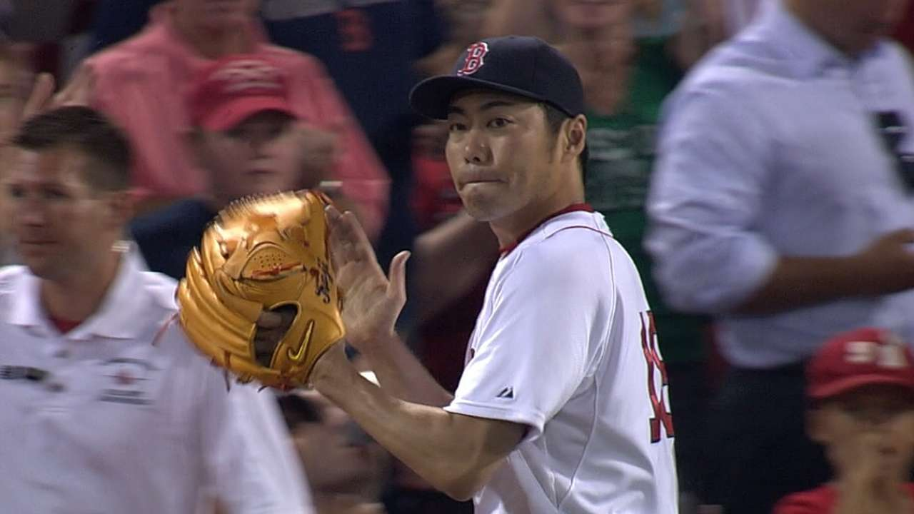 With Uehara hurting, Mujica could step up as Red Sox closer