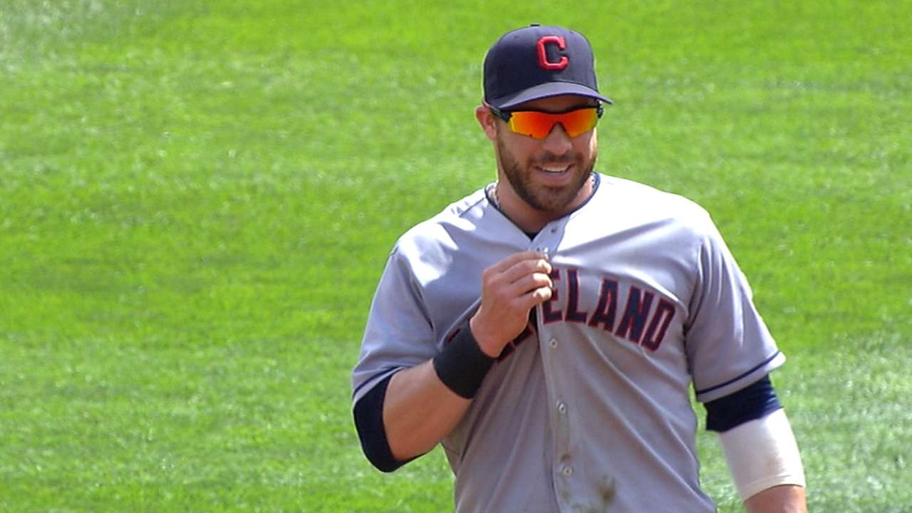 Outlook: Kipnis, 2B, CLE