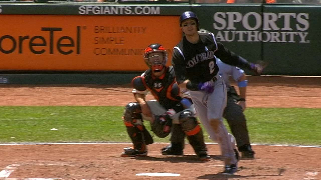 Outlook: Tulowitzki, SS, COL