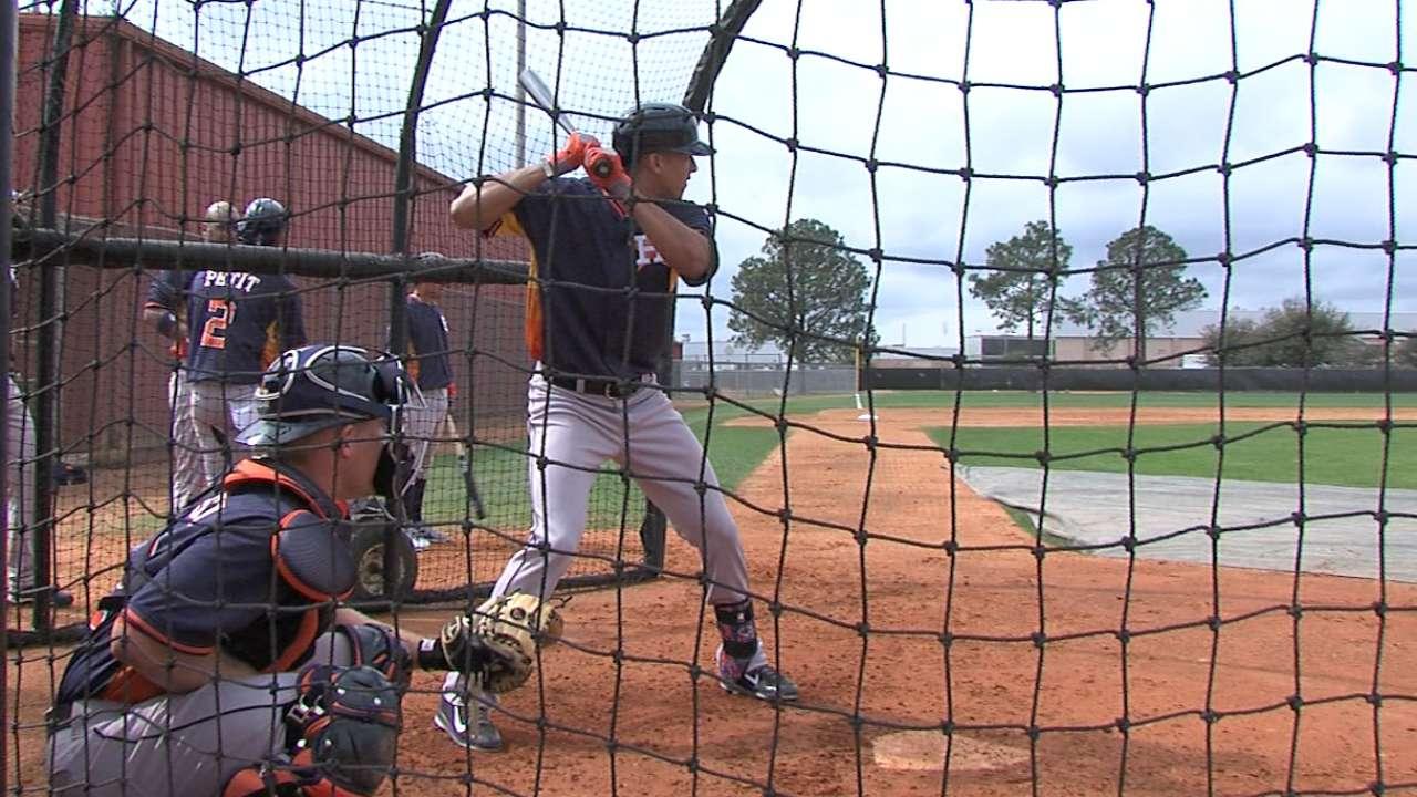 Healthy Correa eager to resume big league quest