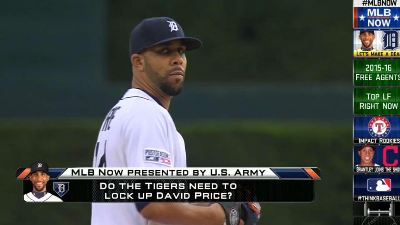 MLB Now on Price's future