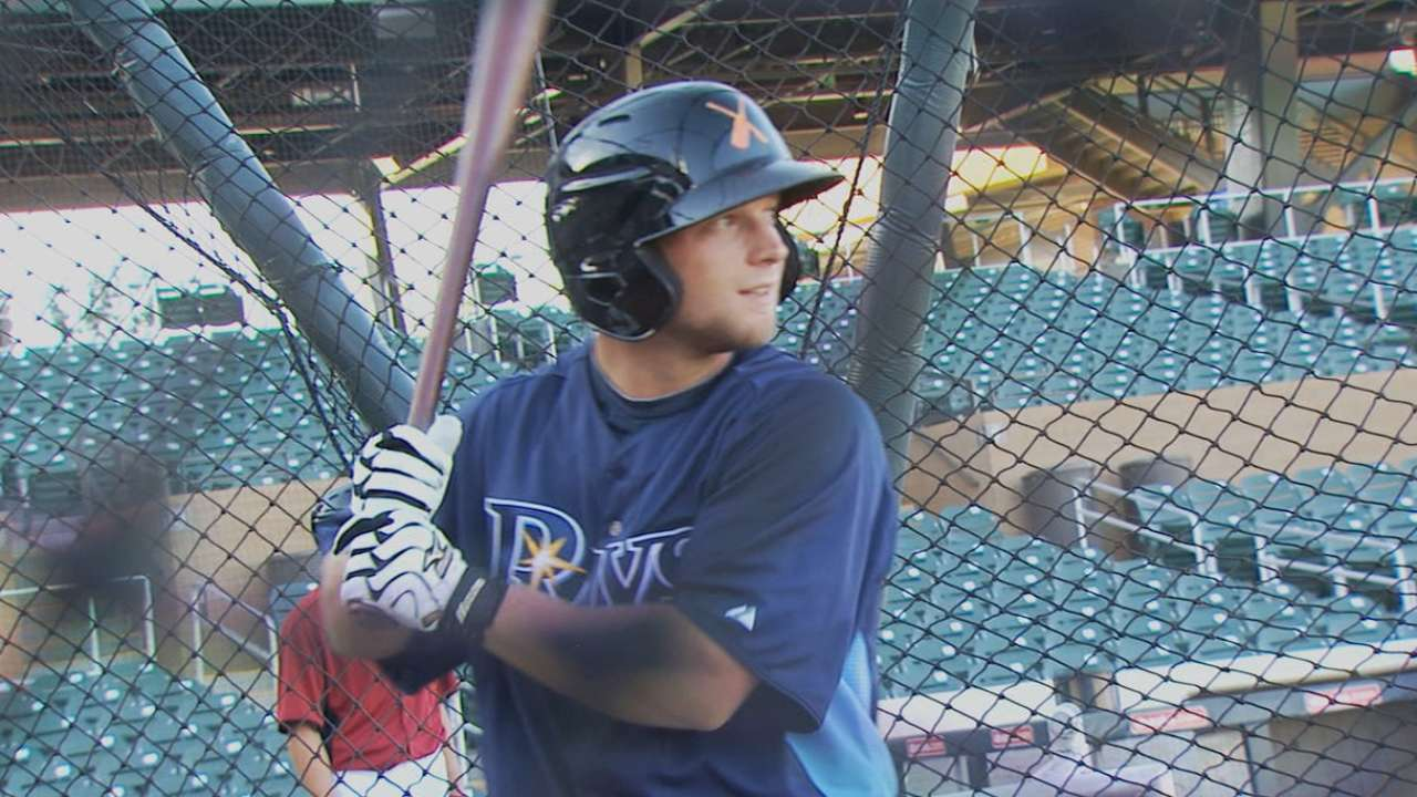 Rays announce second round of spring cuts