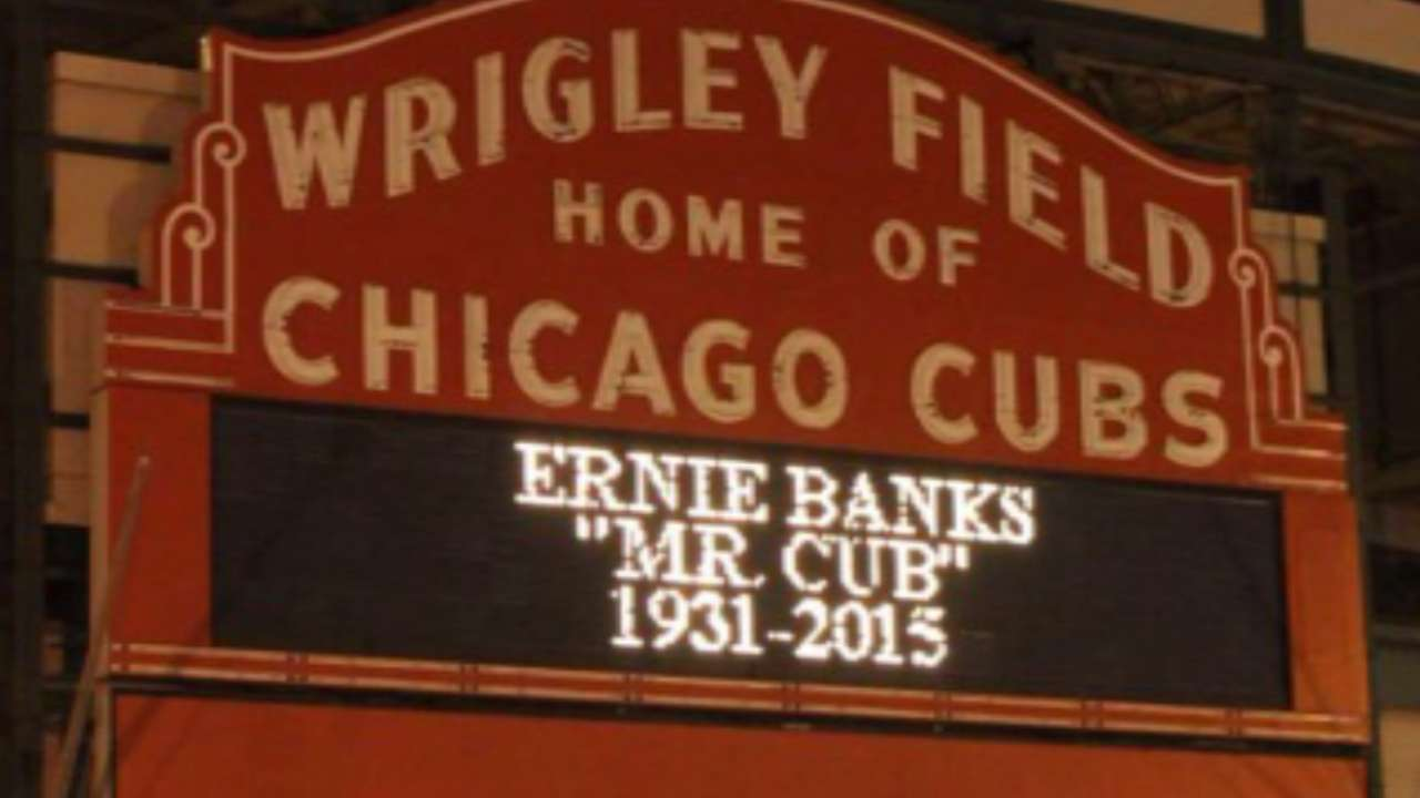 Rogers remembers Mr. Cub