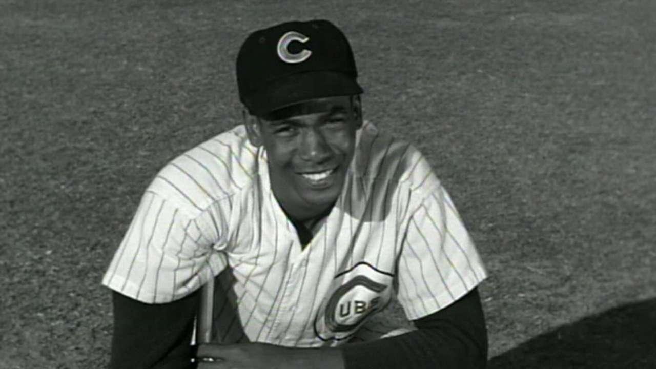 Former teammates remember Mr. Cub fondly